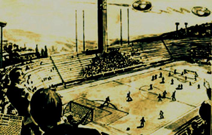 روزی که فضاییها بازی فیورنتینا را متوقف کردند!